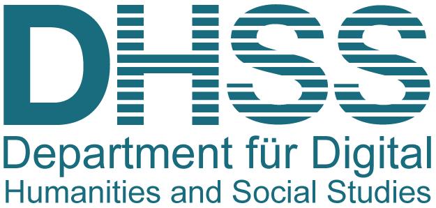 DE Department of Digital Humanities and Social Studies